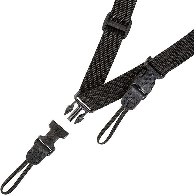 OP/TECH 3501242 - Correa para cámaras de 78,7 cm, Negro: OP/TECH ...