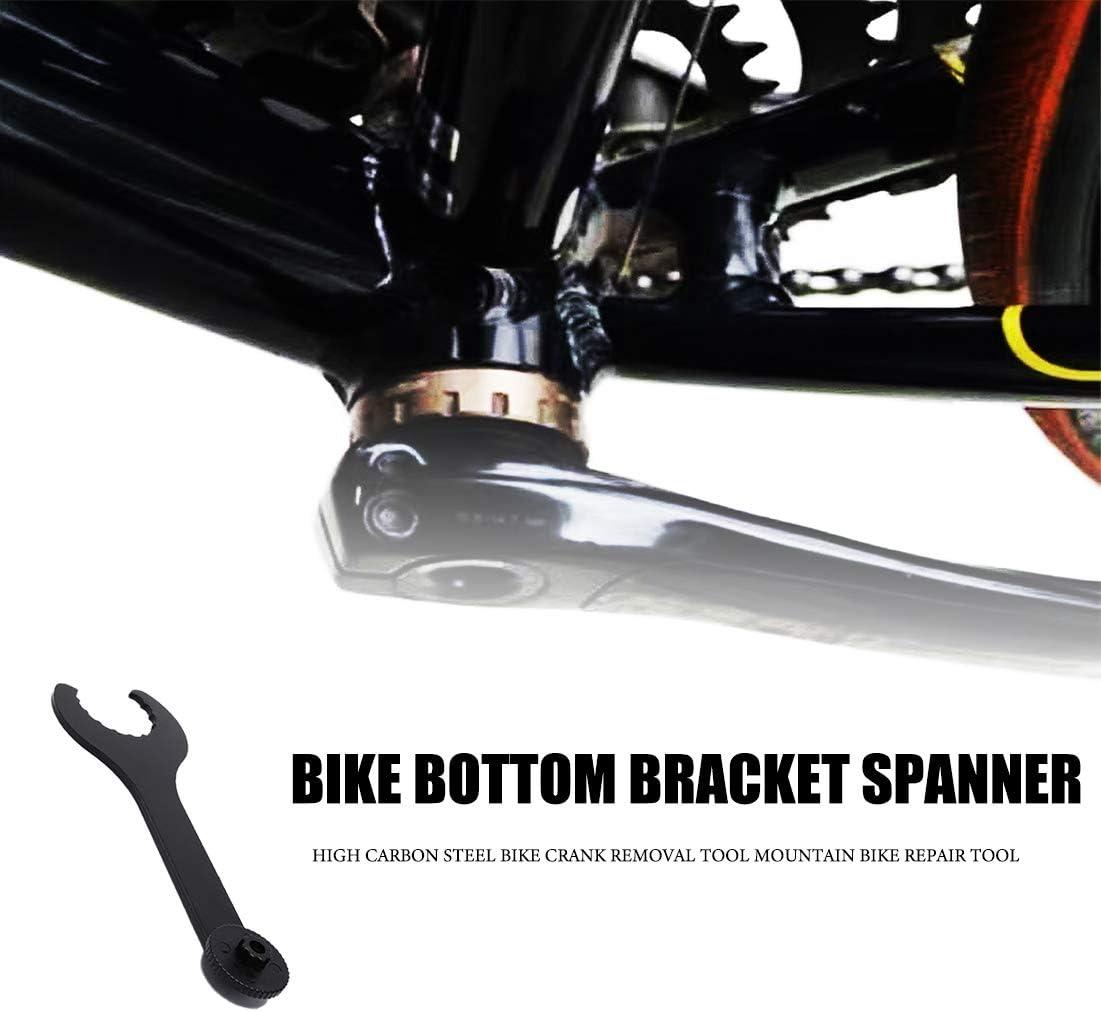 Bike Crank Removal Tool MTB Repair Tool Bike Bottom Bracket Spanner Tool