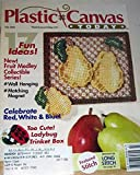 img - for Plastic Canvas Today Magazine July 2003 - Fruit Medley Collectible Series Project book / textbook / text book
