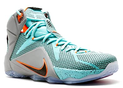 1356ffde60f8 Nike Lebron XII 12 Mens hi top Basketball Trainers 684593 Sneakers Shoes  James (UK 8.5