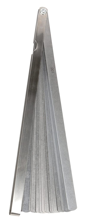 Performance Tool W80528 26 Blade Standard Feeler Gauge