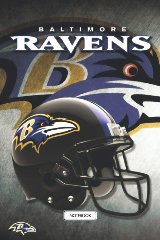 Notebook National Football League Nfl Baltimore Ravens Notebook Best Gift Ideas For Holiday Halloween Christmas Thankgiving Newyear Varela Daysi 9798689742601 Amazon Com Books