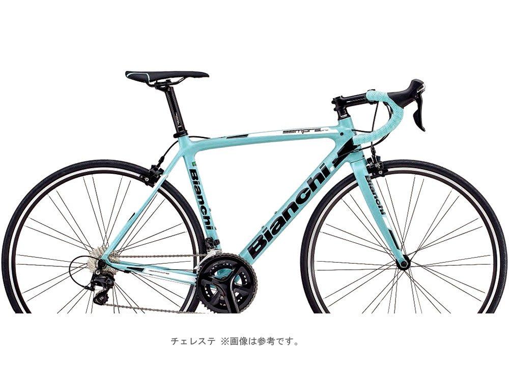 BIANCHI(ビアンキ) CYCLE 2018 SEMPRE PRO TIAGRA(2x10s)ロードバイク チェレステ B00B70AKEI 55