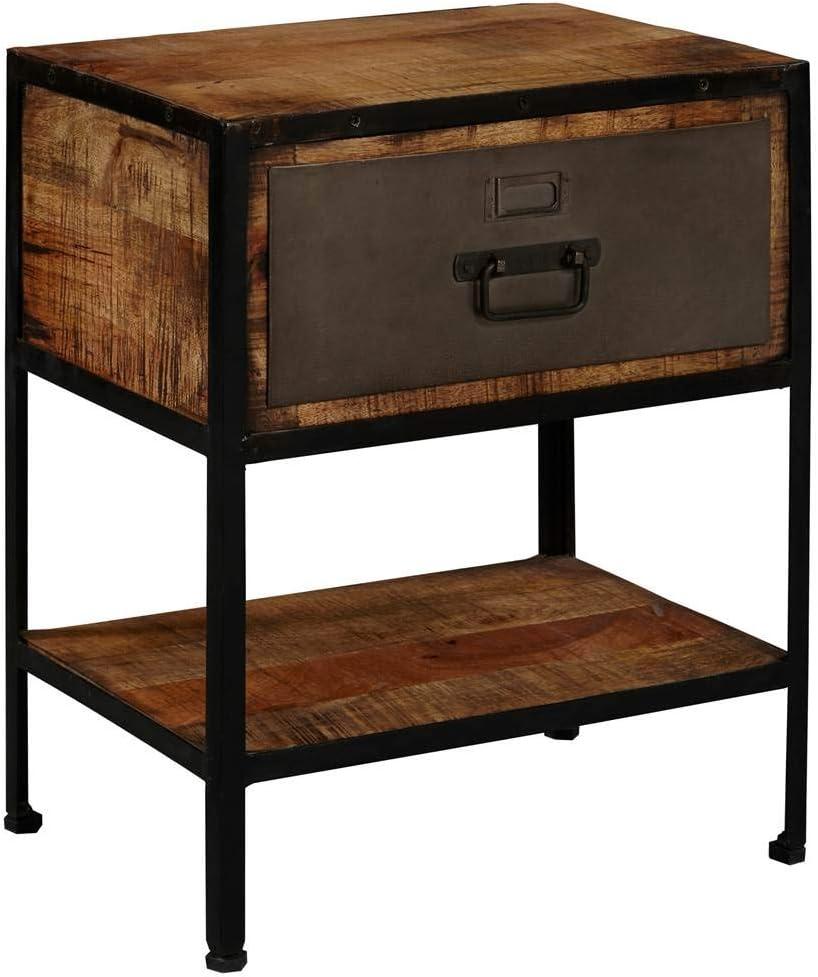 Pulaski Metal Table Accents, Brown