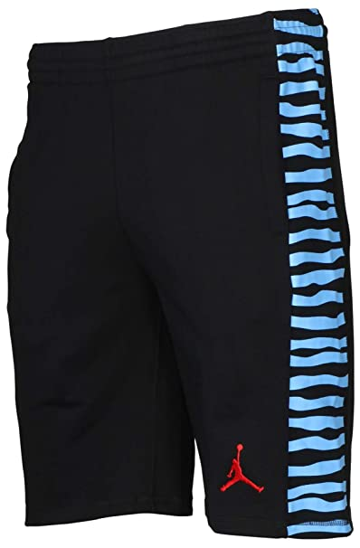a03d49875ff5 Amazon.com  Jordan AJ 10 Fleece Shorts  Sports   Outdoors