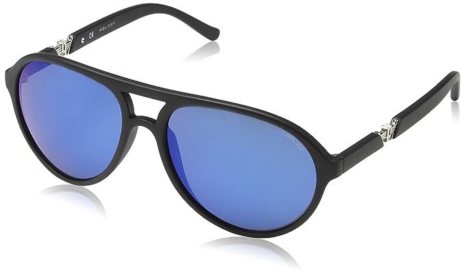 Police - Gafas de sol Ovaladas S1798 Drift 2