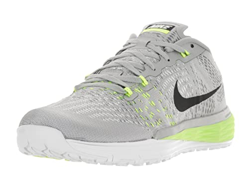 new product 68811 36348 Nike Lunar Caldra, Scarpe da Fitness Uomo, Argento Metallizzato Nero Bianco