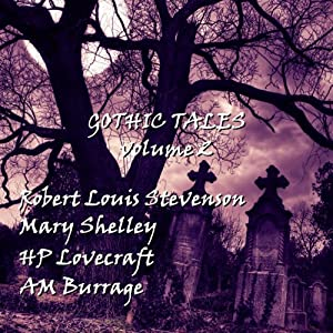Gothic Tales of Terror: Volume 2 Audiobook