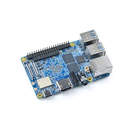 Amazon com: NanoPi M4 with 4GB LPDDR3 Rockchip RK3399 ARM Cortex-A72