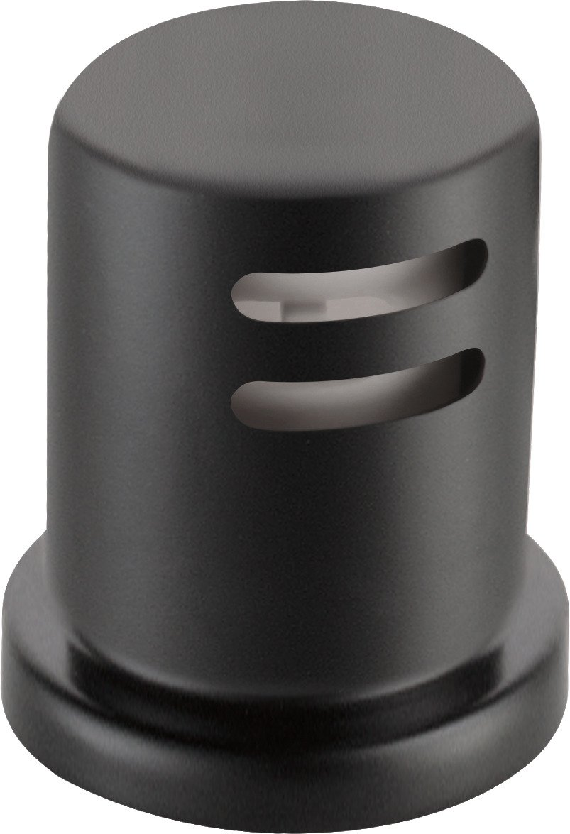 Delta Faucet 72020-BL Delta Faucet Kitchen Air Gap, Matte Black