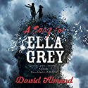 A Song for Ella Grey Audiobook by David Almond Narrated by Francesca Tomlinson