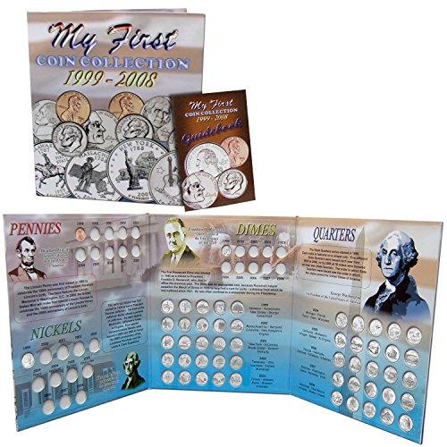 50 State Quarter Set + Bonus Coins in Collector's Folder