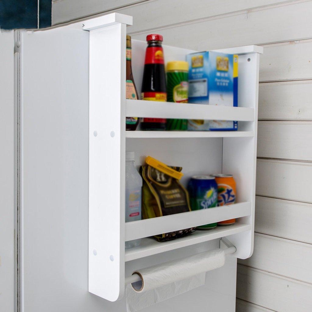 Amazon.de: Anna Küchenregale Europäische Kühlschrank Rack Küche ...