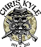camouflage wall decals - Wall Chris Kyle Memorial American Sniper CAMOuflage car window Decal Vinyl Sticker Navy Seal