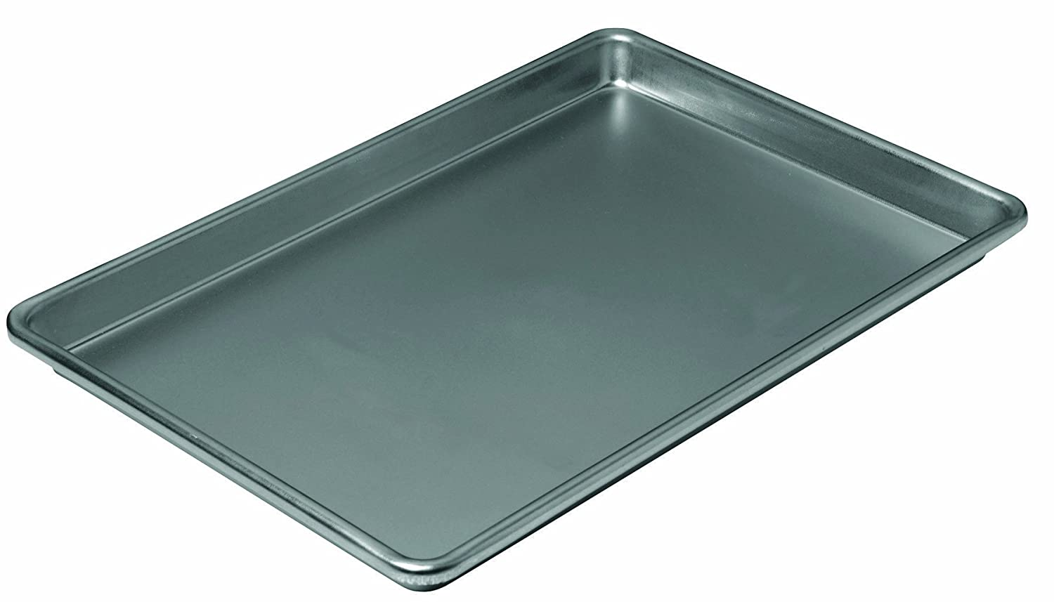 Chicago Metallic 16150 14-3/4 by 9-3/4-Inch Non-Stick True Jelly Roll Pan Amco Focus Products Group