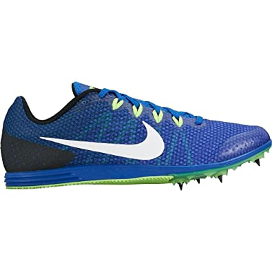 07084431d7c72 Nike Men s Zoom Rival D 9 Track Spike Hyper Cobalt White Black Ghost