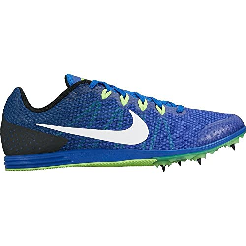 differently d361f cd2fd Nike Zoom Rival D 9, Zapatillas con clavo, para atletismo, unisex, Azul