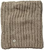 Buff Glen Neckwarmer, Beige, One Size
