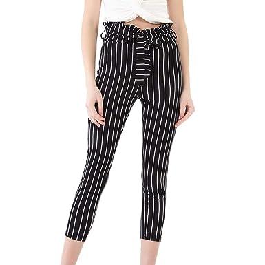Worsworthy Pantalones Chandal Mujer Pantalones De Mujer Casual ...