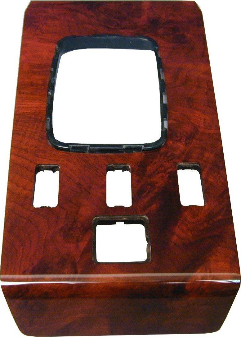 URO Parts WK-107BC-5 Burl Wood Shift Console