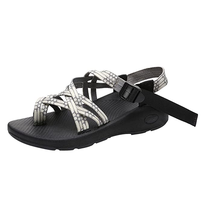 f8096f17a8f6 DENER Women Ladies Girls Athletic Sandals