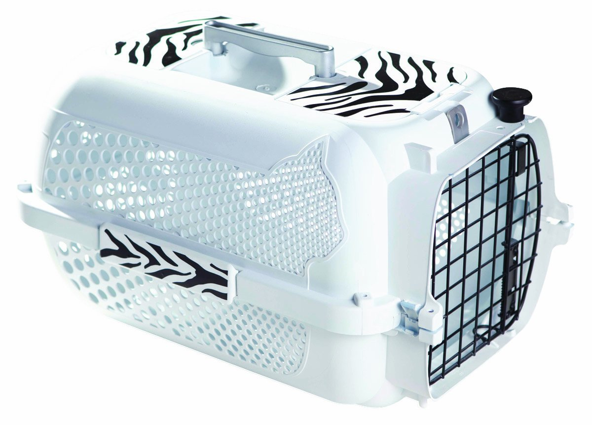 Catit Style White Tiger Voyager, White - Small by Catit