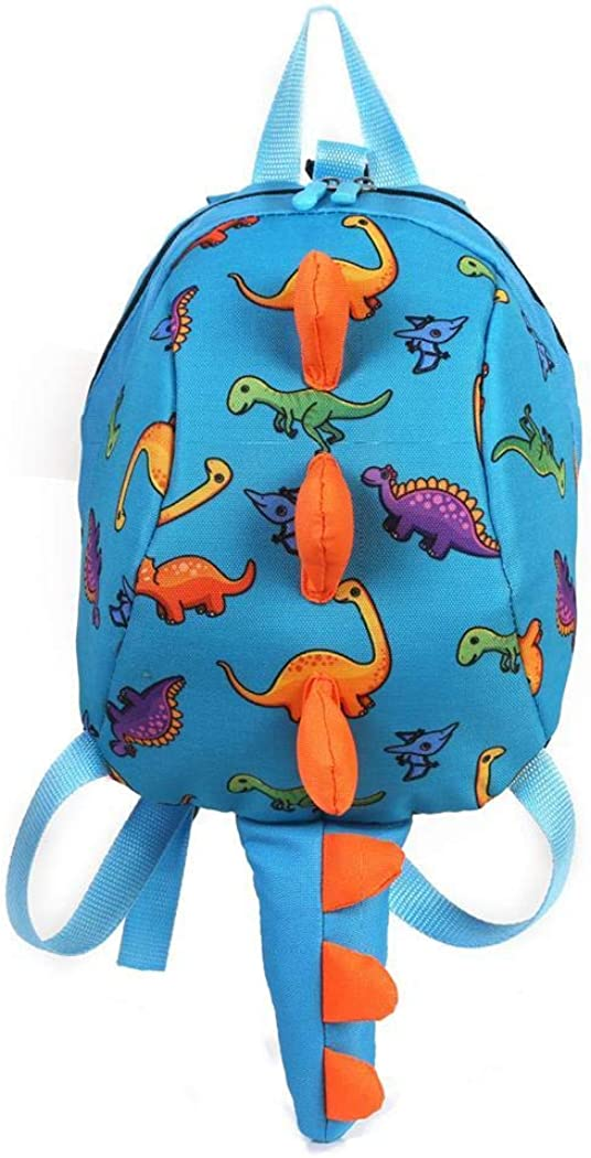 Biuday Dinosaur Toddler Mini Sac /à dos Sac /à dos pour enfants anti-perdus Trousses de toilette