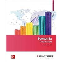 Economia 1 BACH. Libro del alumno y Smartbook