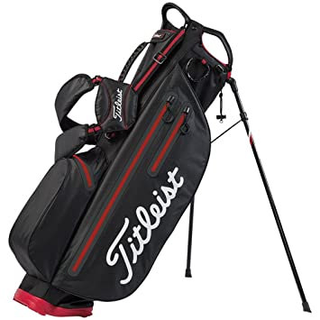 Titleist 4UP Bolsa Trípode de Golf, Unisex Adulto, Negro ...