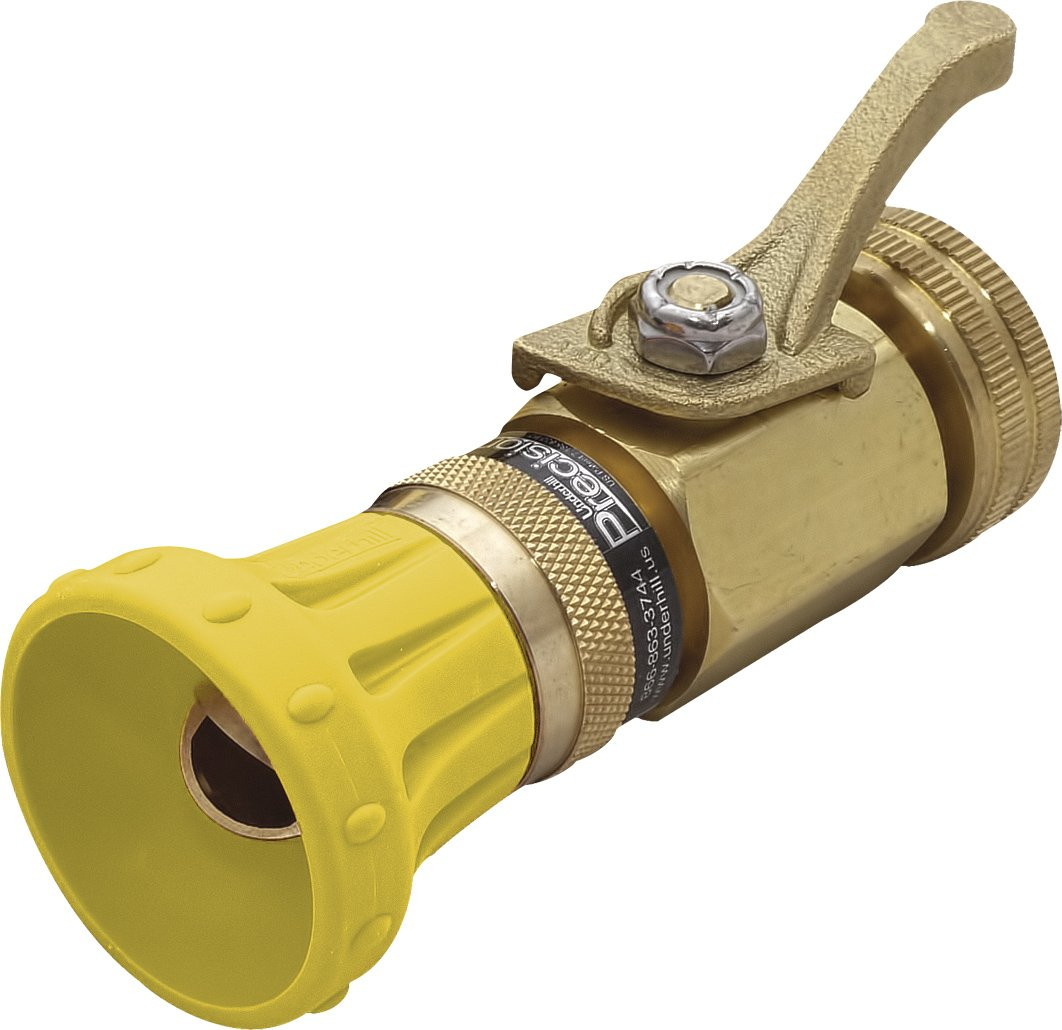 Underhill HN1500CV Precision Rainbow Hose Nozzle with High Flow Control Valve, 3/4-Inch by 1-Inch