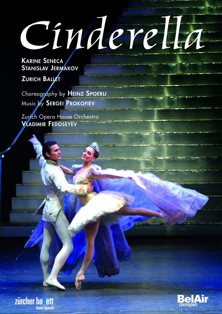 Prokofiev, Sergei: Cinderella, Zurich Opera House,2003 (Dvd)