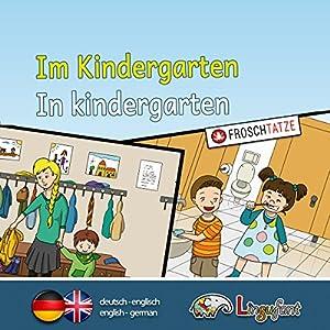 Lingufant - Im Kindergarten / In kindergarten: deutsch/ englisch Hörbuch