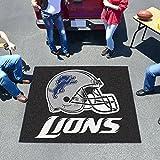Detroit Lions NFL Tailgater'' Floor Mat (5'x6')''