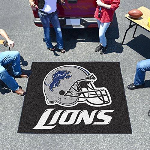 Detroit Lions NFL Tailgater'' Floor Mat (5'x6')'' by Fanmats