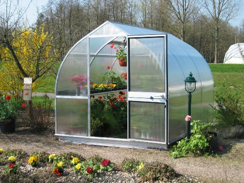 Exaco RIGA III s 81 Square Foot Greenhouse