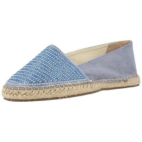 Alpargatas para Mujer, Color Gris, Marca LA STRADA, Modelo Alpargatas para Mujer LA STRADA 514348 Gris: Amazon.es: Zapatos y complementos