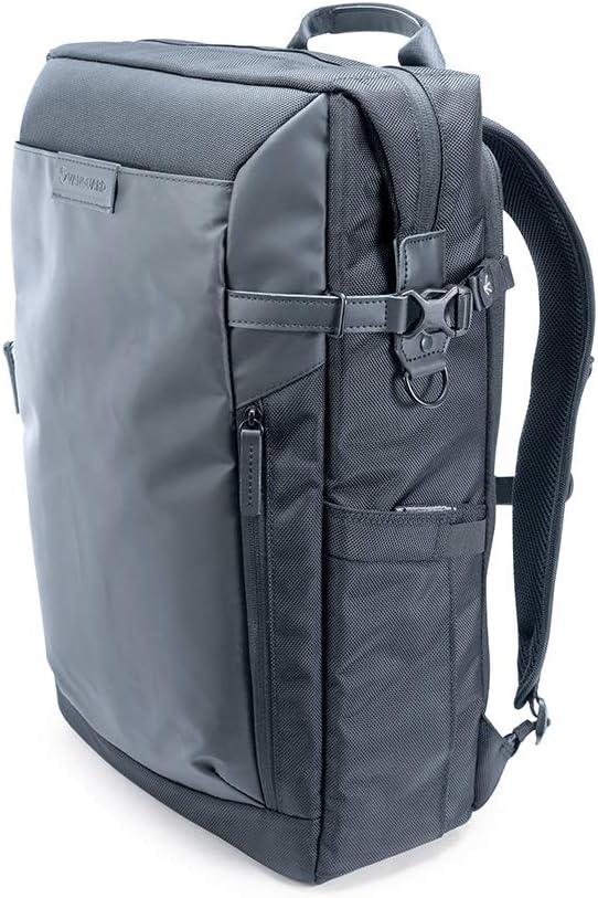 Vanguard VEO SELECT49 BK Backpack/Shoulder Bag for DSLR, Mirrorless/CSC Camera or Drone, Black