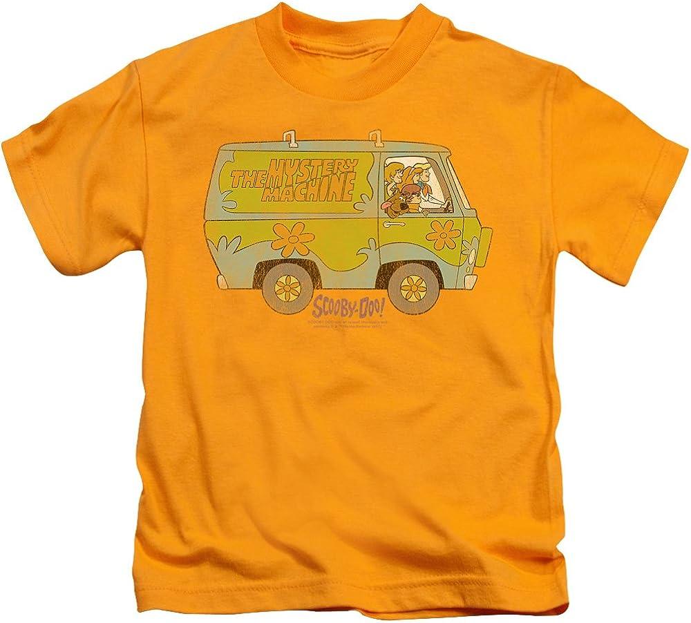 Scooby Doo The Mystery Machine Kids T-Shirt