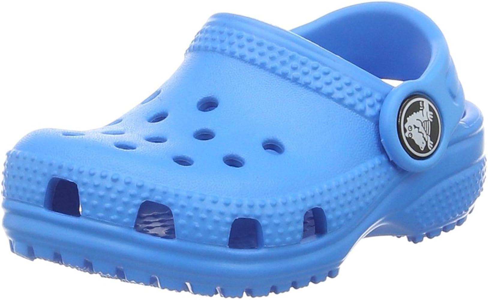 Amazon.com: Crocs Kids Classic – Zuecos para mujer, Azul ...