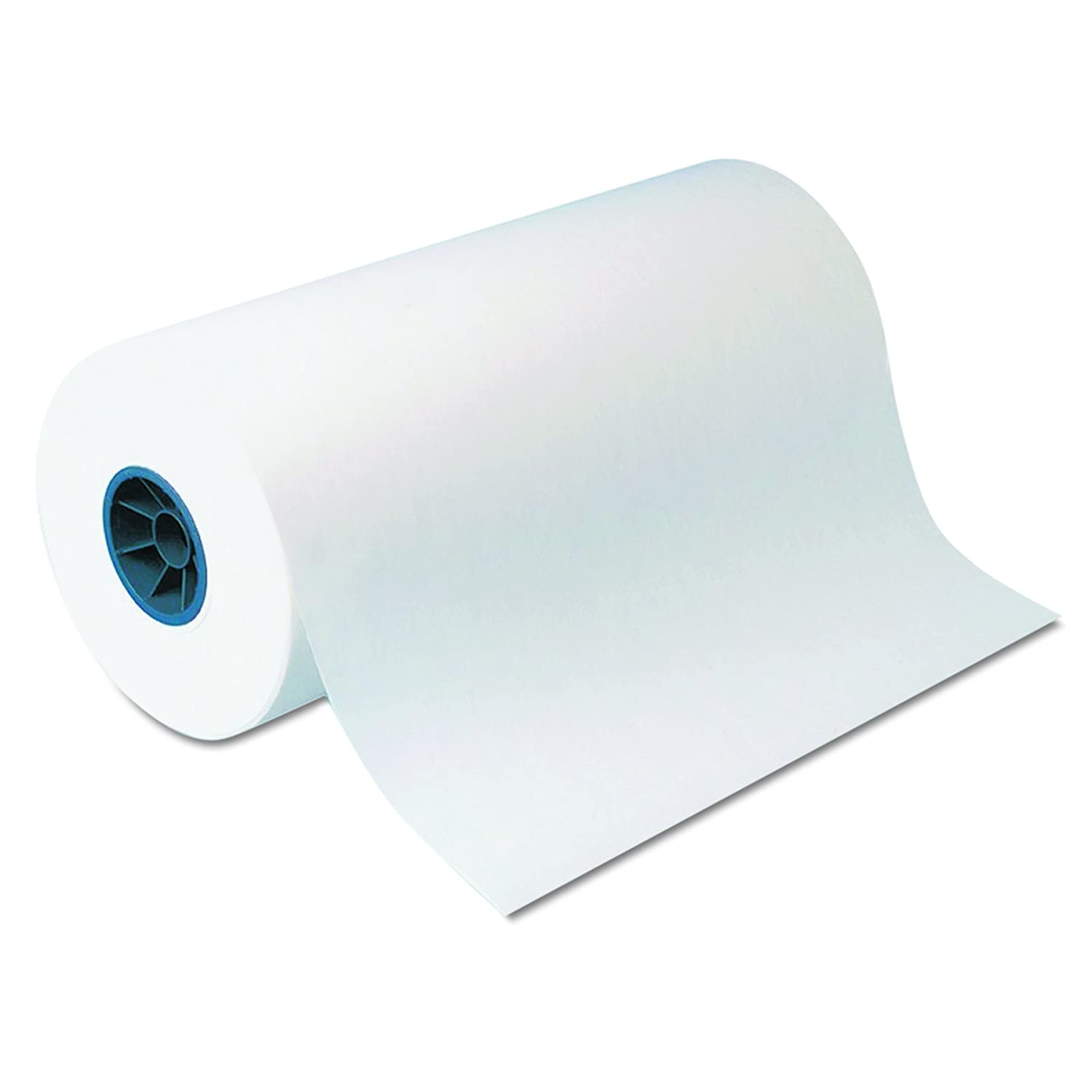 Dixie Kold-Lok 18in Polyethylene-Coated Freezer Paper Roll with Short Term Protection (3-6Mo), KL18, White (1 Roll @ 18in x 1100ft)