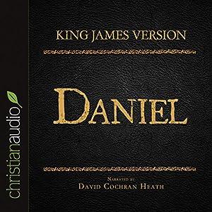 Holy Bible in Audio - King James Version: Daniel Audiobook