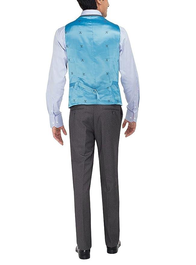 Amazon.com: LN LUCIANO NATAZZI - Traje de tweed para hombre ...