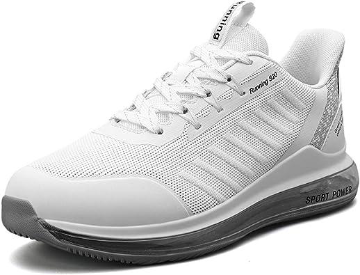 Air Zapatillas Running Hombre Mujer Tenis de Deportivas Casual ...