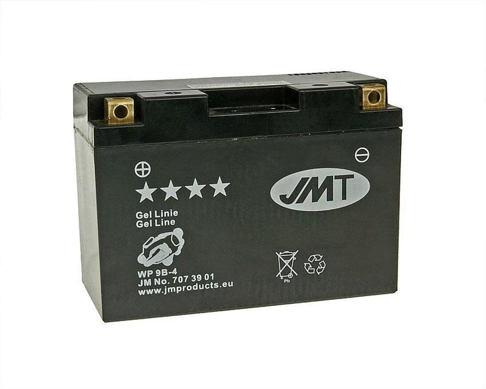 Batteria JMT GEL - YT9B-BS 12 Volt - YAMAHA XT R/X 660 04