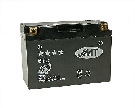 profiter de prix discount profiter de prix bas réflexions sur Batteria JMT GEL - YT9B-BS 12 Volt - YAMAHA MT-03 660 06