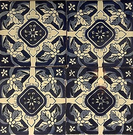Amazon.com: Colorido 6 x 6 Home restauración azulejos de ...