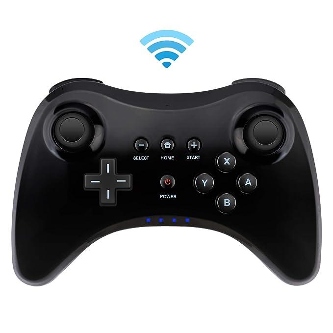 Amazon.com: Bigaint Controlador inalámbrico Gamepad para ...