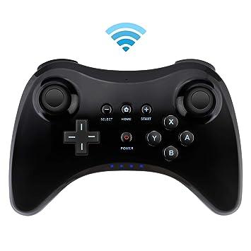 Amazon.com: Mando inalámbrico Bigaint para Nintendo Wii U ...
