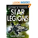 Sea of Fire (Star Legions: The Ten Thousand Book 5)