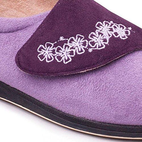 Padders Purple Chaussons Purple Violet Lavender pour Violet femme Lavender FFdrqw0